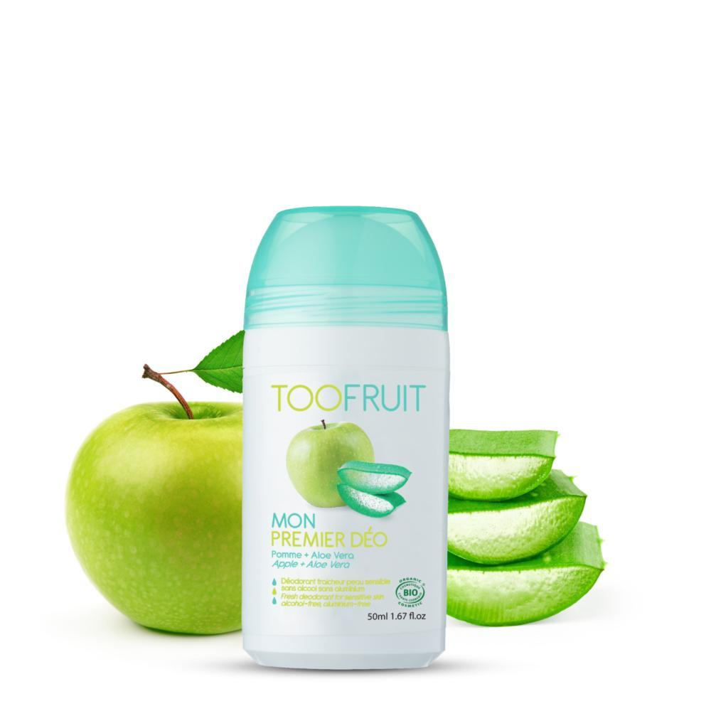 deodorant bio enfants pomme aloe vera-toofruit