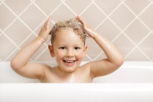 Hygiène cheveux bio pour enfants