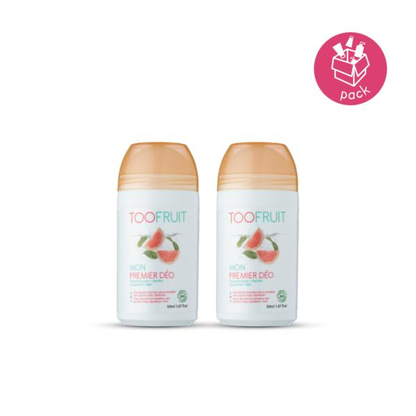 pack duo deo pamplemousse menthe-toofruit