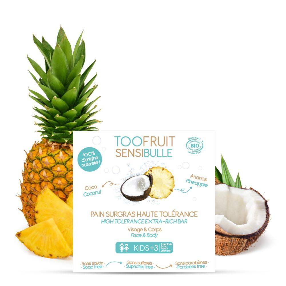 pain surgras bio enfants ananas coco-toofruit