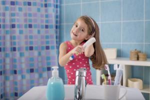 Soins cheveux bio pour enfants